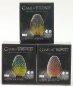 4D Puzz 30006 Game of Thrones Dragon Egg